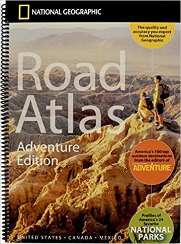 An atlas could be a fun gift idea!