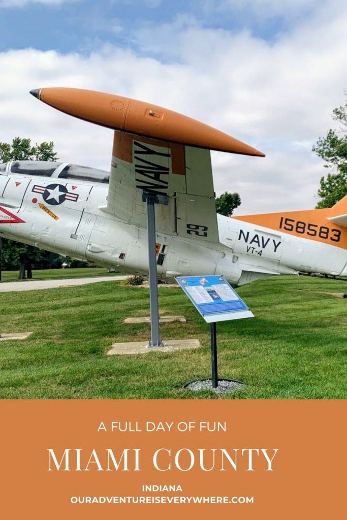Are you ready for a full day of fall fun? Check out all the adventures we discovered in Miami County, Indiana.  A little bit of outdoor fun, some history, yummy food and more! #MidwestTravel #localfun #daytrips