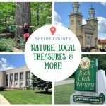 Hiking, Local Treats, and Nightlife in Shelby County