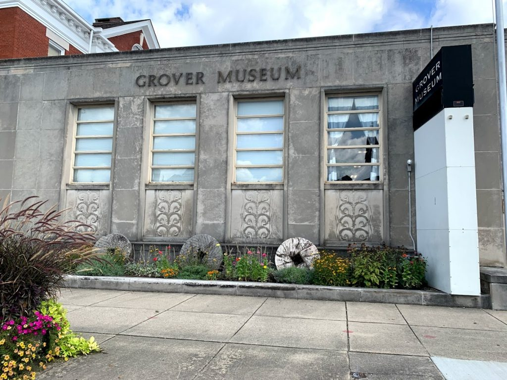 The Grover Museum in Shelbyville, IN