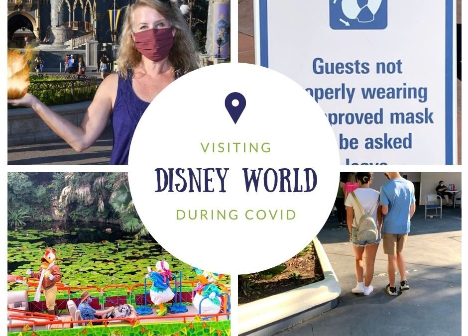 Visiting Disney World During COVID