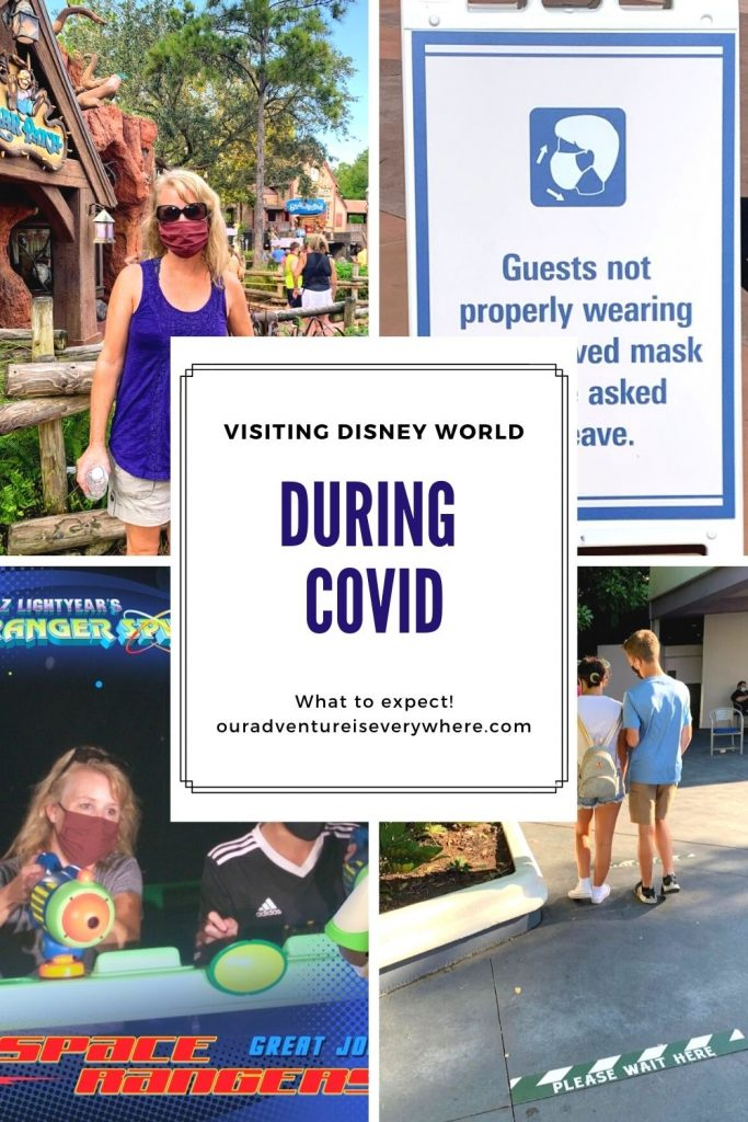 Is it still possible to enjoy a trip to Disney World during COVID? We tested it out and although it was a different trip, it was still fun! Learn what to expect (and some tips to make your trip better)! #disney #travelplanning #disneyplanning