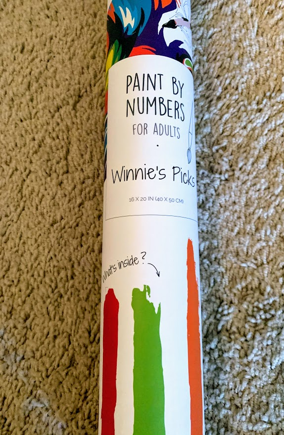 Paint by Numbers is a great holiday gift!