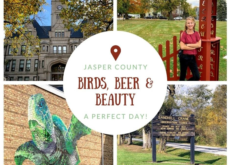 Birds, Beer, and Beauty!