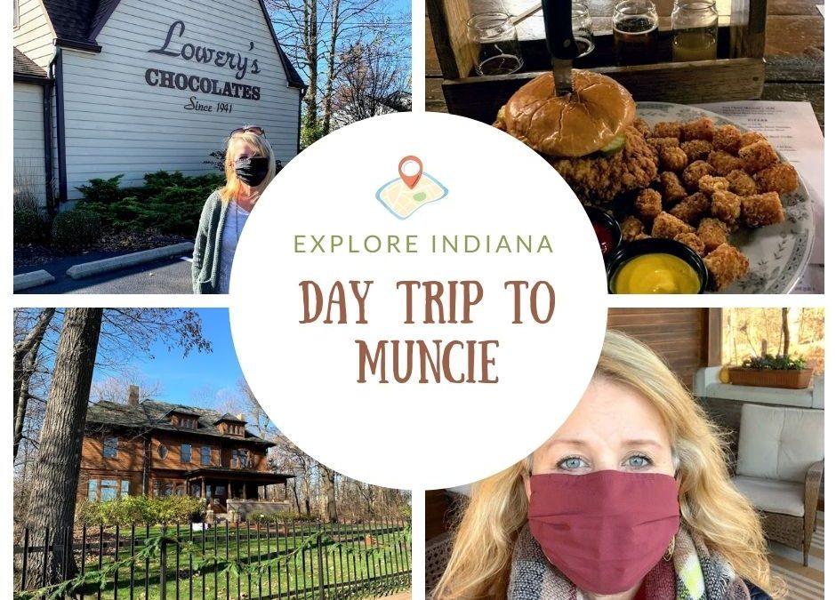 Day trip to Muncie