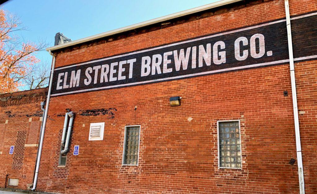 Elm Street Brewing in Muncie, IN