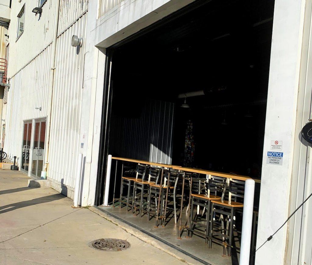 The Guardian Brewery in Muncie, IN