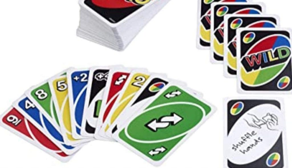 Play Uno for family fun!