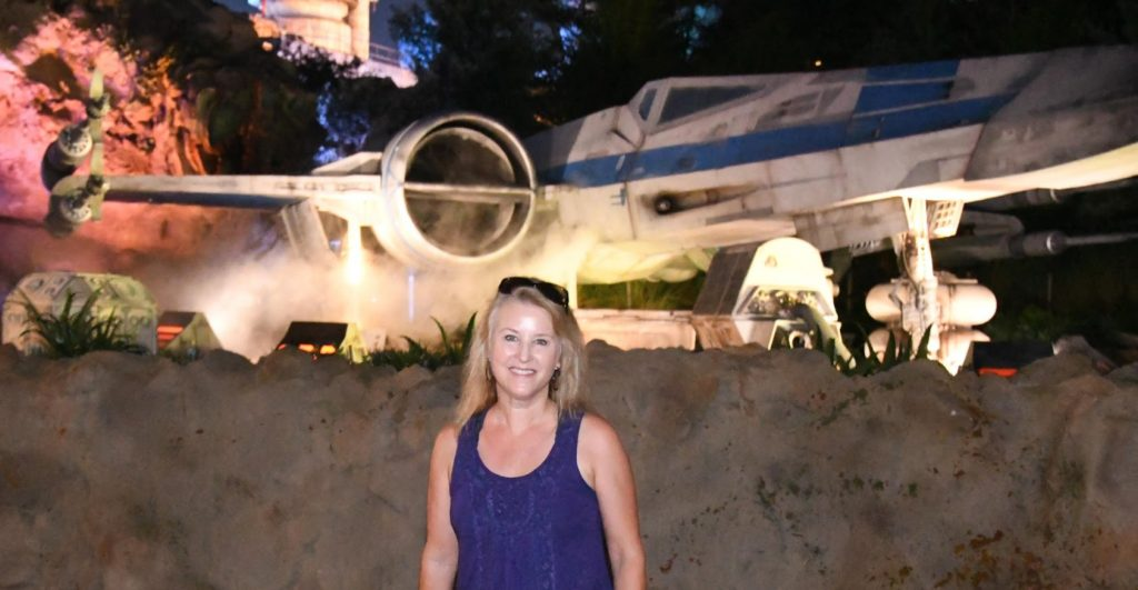 Don't miss Galaxy's Edge when you visit Disney's Hollywood Studios.