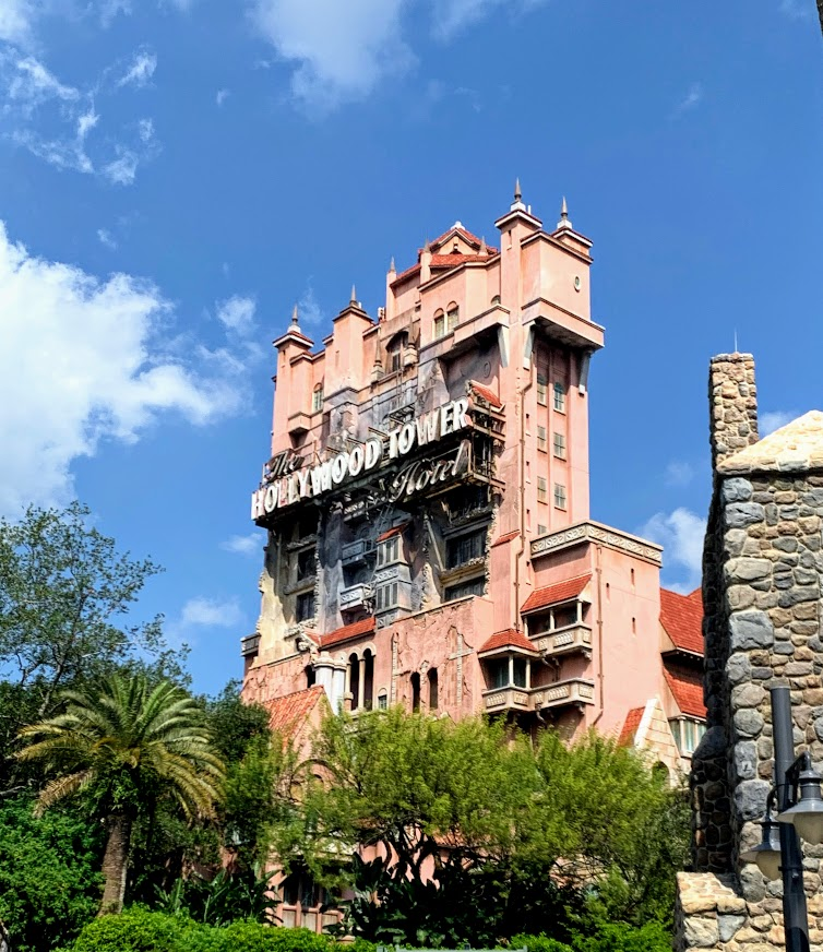 Tower of Terror at Disney's Hollywood Studios is a must-do