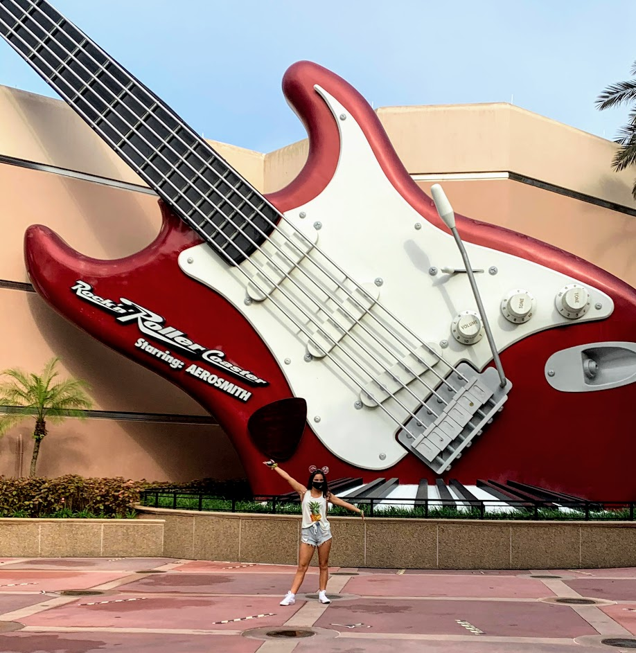 Rockin Roller Coaster at Disney's Hollywood Studios is a must-do