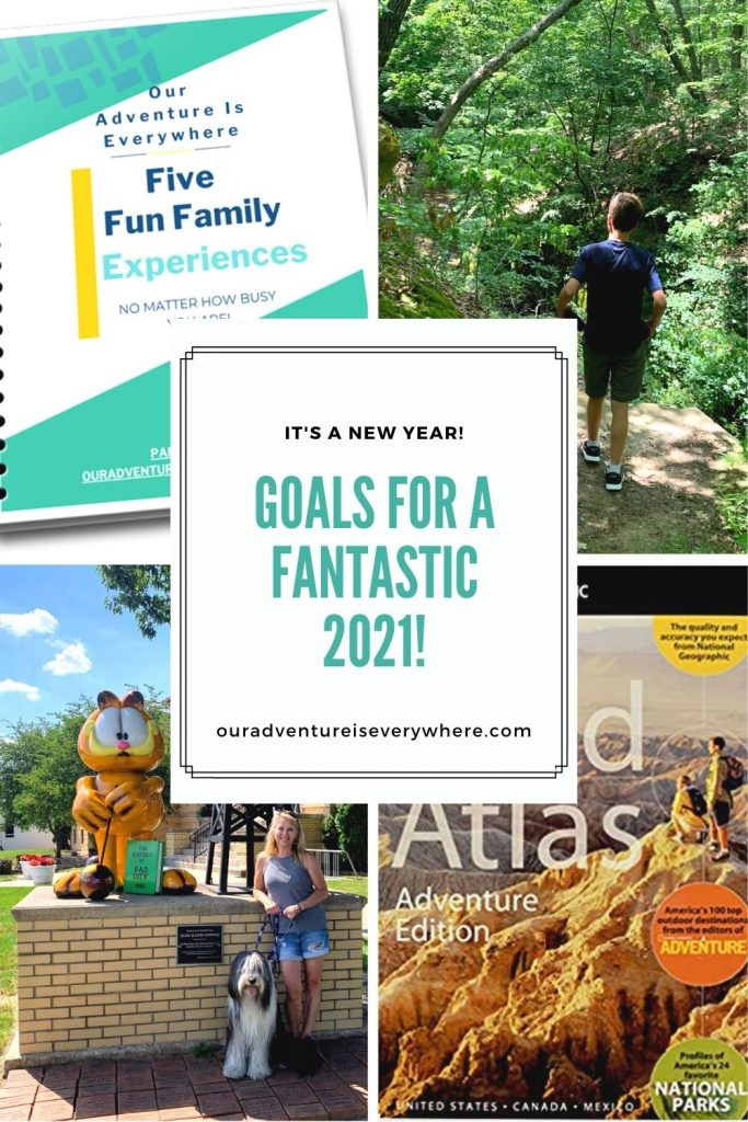 What are you goals for 2021? Need some inspiration? Here are my 2021 goals - a little travel, a little family and a bit of blogging! #goalsetting #2021goals