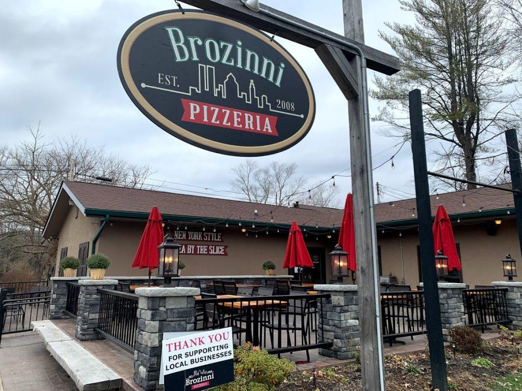 Delicious pizza in Nashville, IN