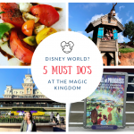 5 Must-Do's at Disney's Magic Kingdom