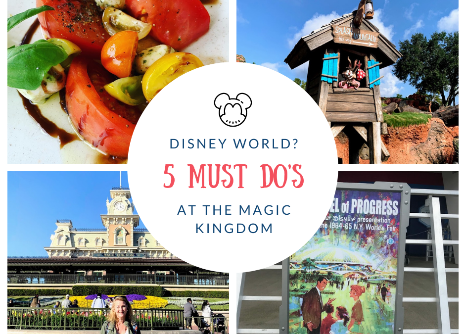 5 Must-Do's at Disney's Magic Kingdom