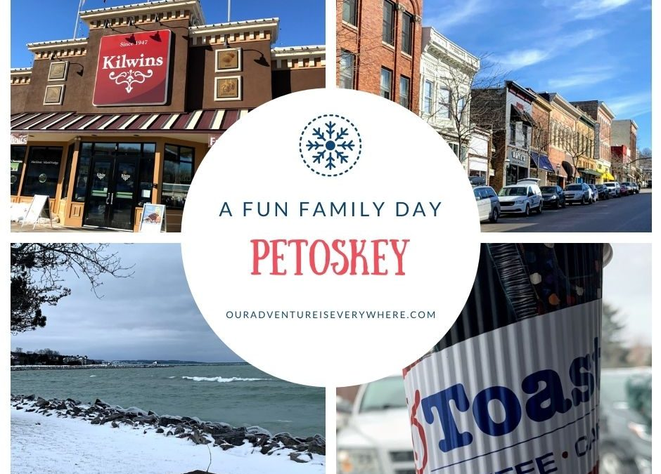 Fun Family Day in Petoskey