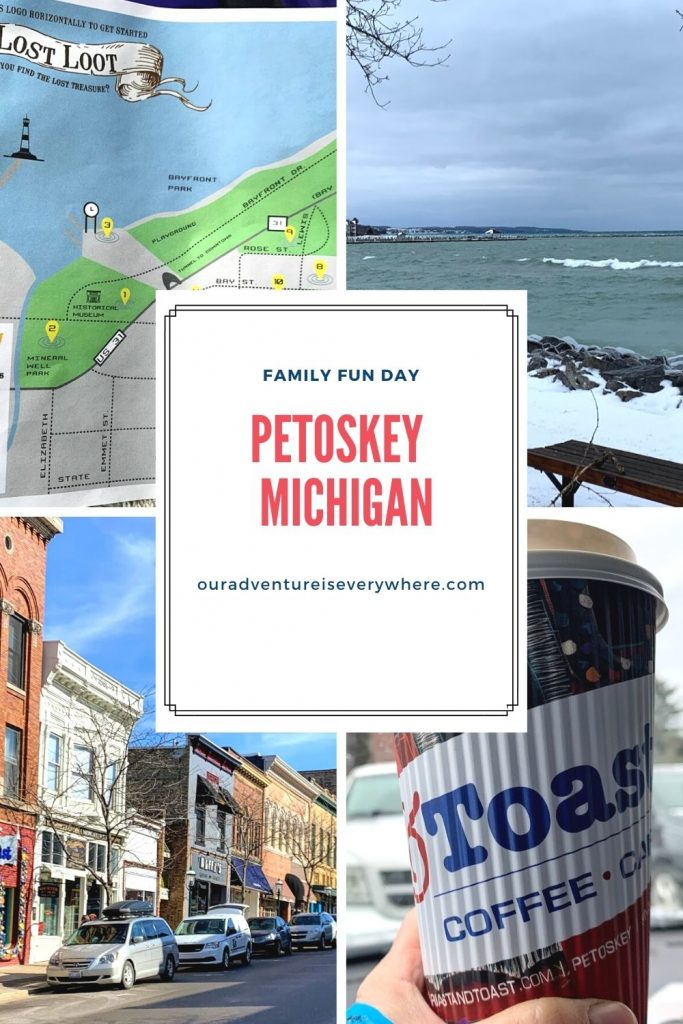 Ready for a family fun day in Petoskey, Michigan? It's the perfect Midwestern getaway.  If you are looking for fun things to do in Northern Michigan, this day trip is perfect!