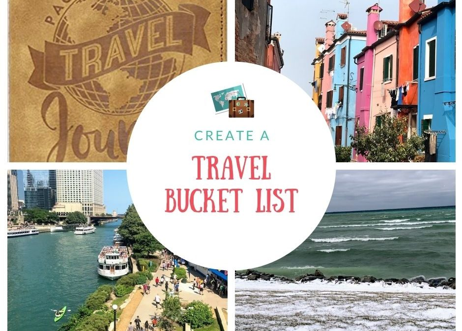 Create a Travel Bucket List