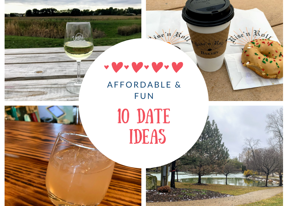 Fun & affordable date ideas