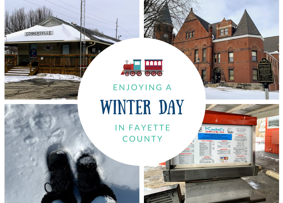 A Winter Day in Fayette County