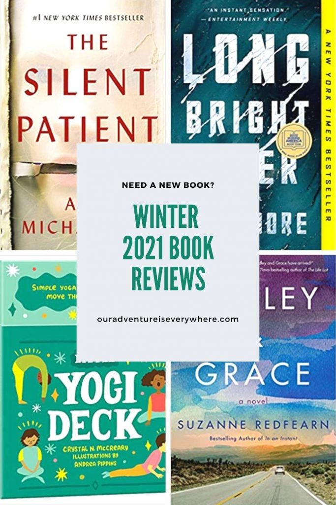 Are you looking for a new book to read? Check out these short book reviews for the books I enjoyed the most over the winter. Some terrific thrillers and other fun books here! #bookreviews #lovetoread