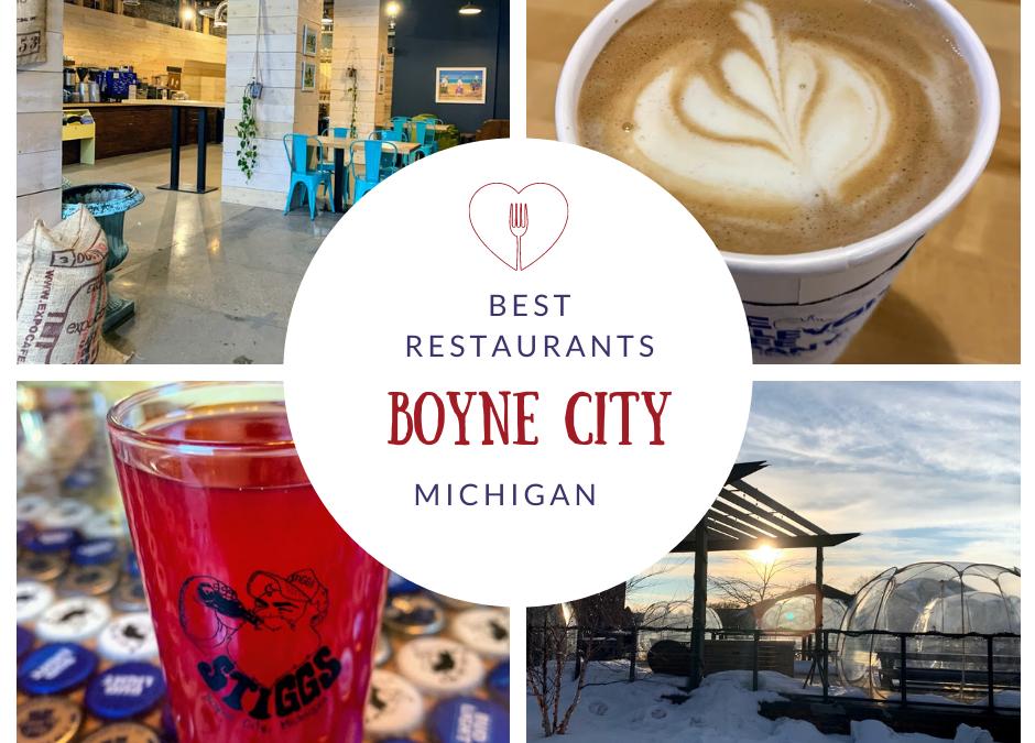 Best Restaurants in Boyne City Michigan