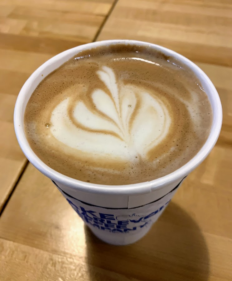 Lake Charlevoix Coffee Company is one of the BEST Boyne City restaurants.