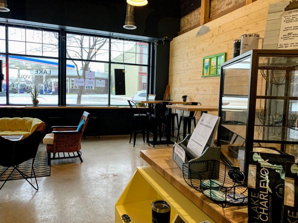 Lake Charlevoix Coffee Shop