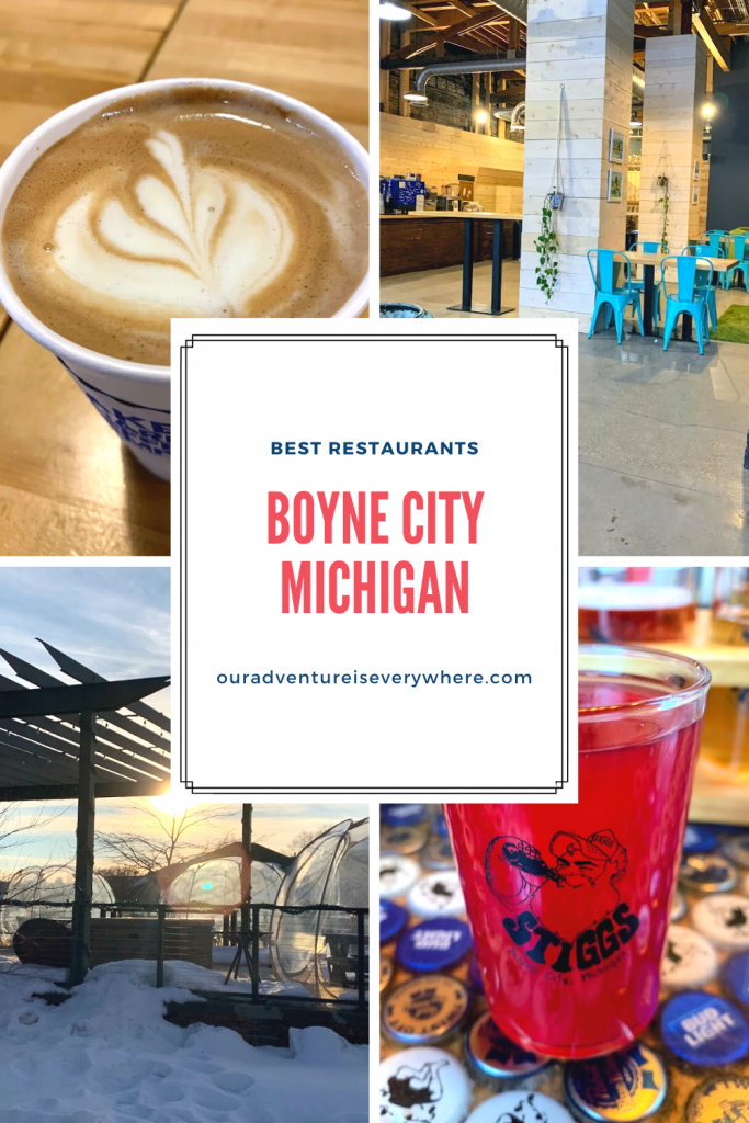 Are you planning a trip to Northern Michigan? Be sure to check out these delicious restaurants when you visit - you'll be happy you did! #restaurants #MidwestTravel