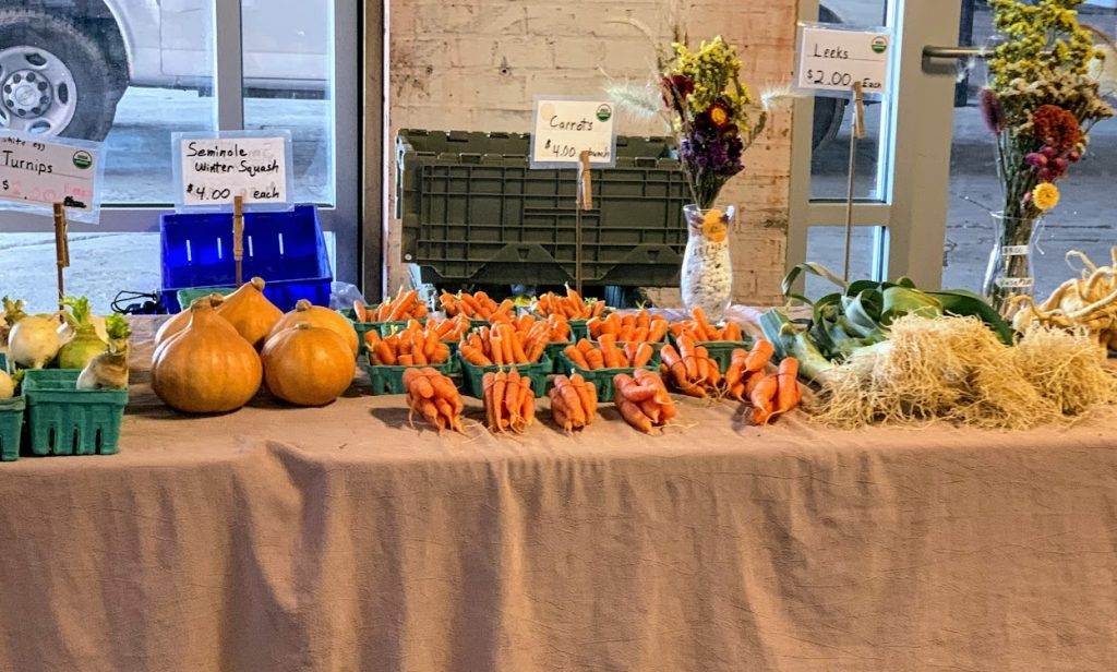 Indy Winter Farmer's Market