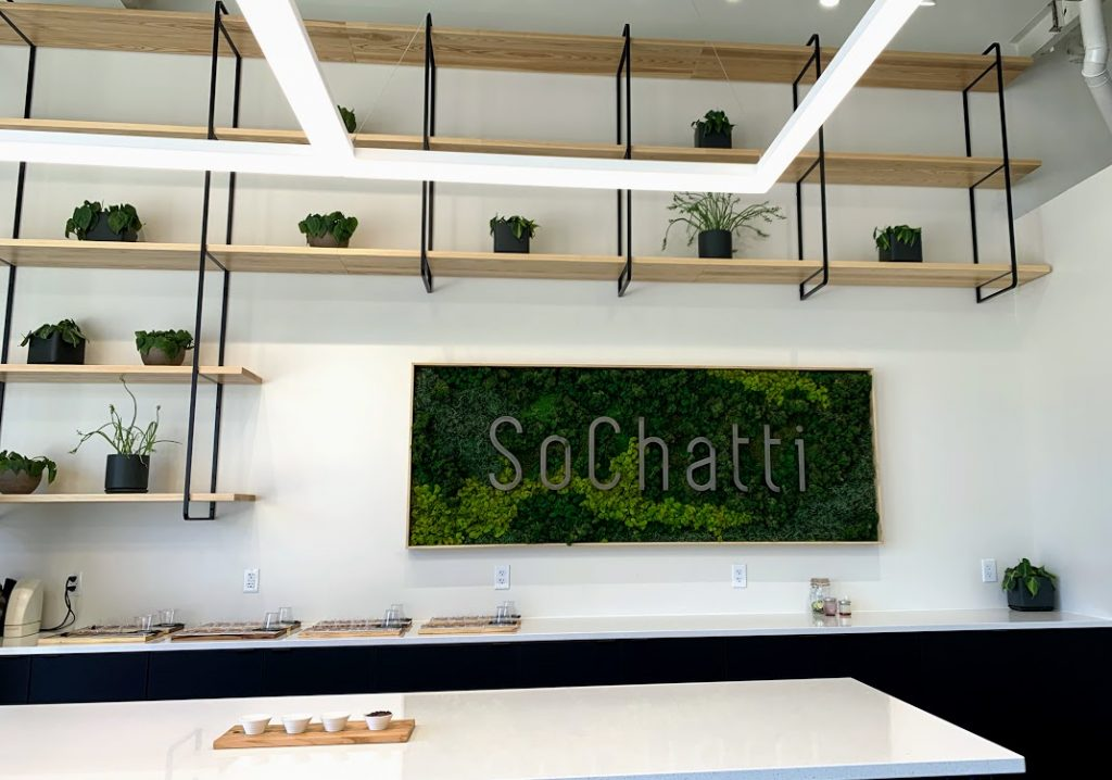 Visit SoChatti for delicious chocolate!