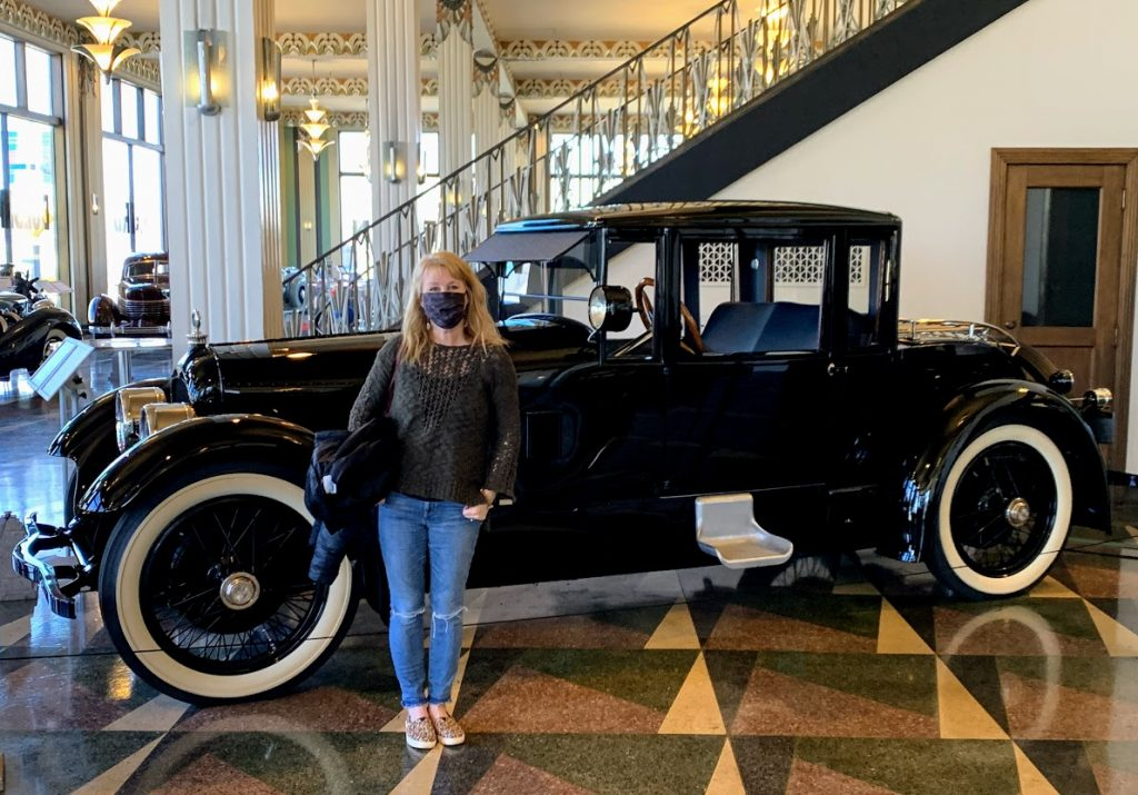 A fun thing to do in Auburn is visit the Auburn Cord Dusenberg museum!