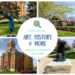 Art, History & Books in Adams County
