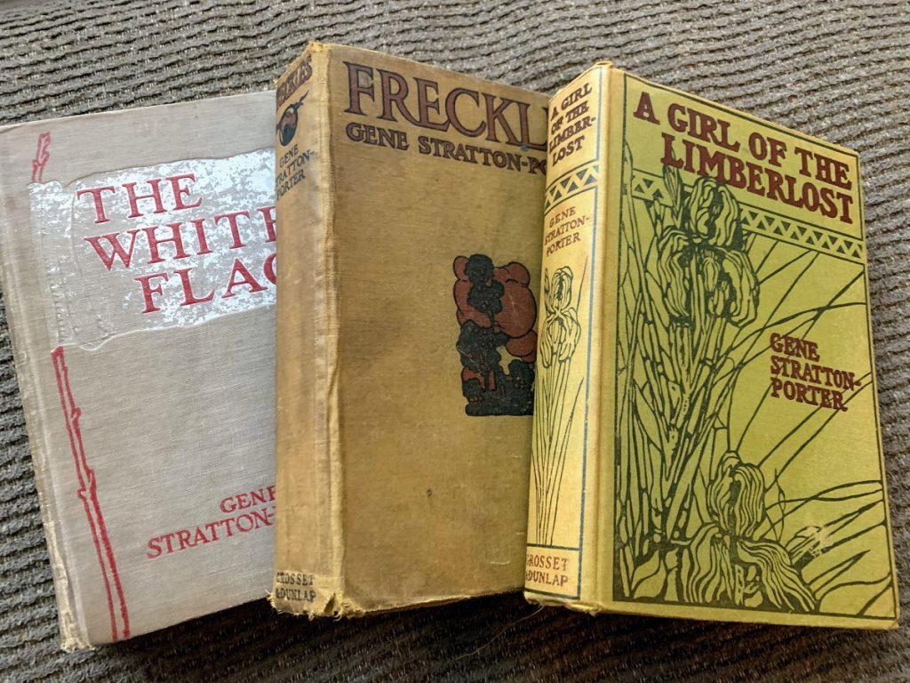 Gene Stratton-Porter books