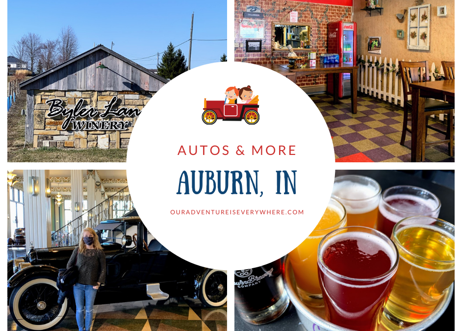 Things to do in Auburn