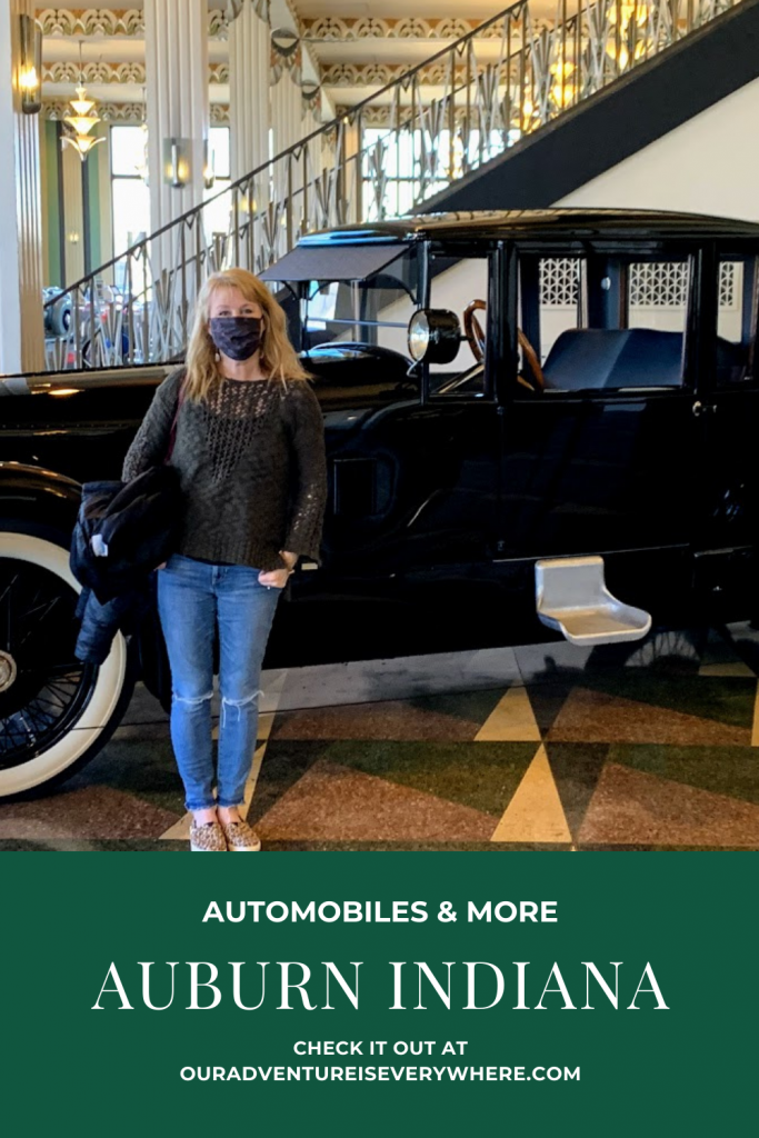 Do you love classic cars? Good food and drinks? Boutique and antique store shopping? If so, plan a weekend getaway or day trip to Auburn, Indiana in DeKalb County today! #midwesttravel #automobiles #daytrips