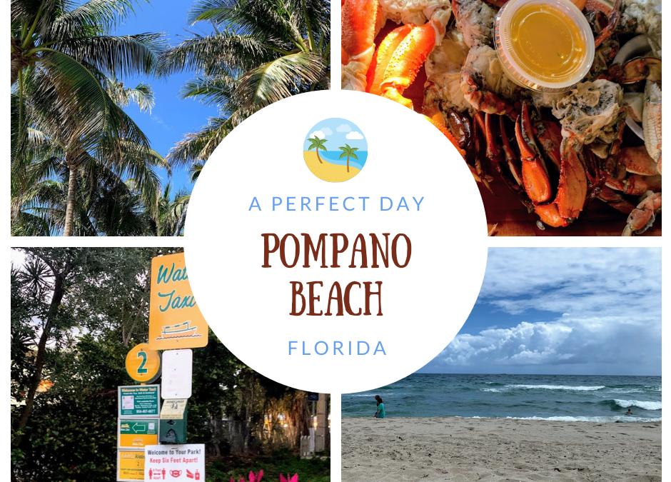 Ready for a fun day at Pompano Beach, FL?