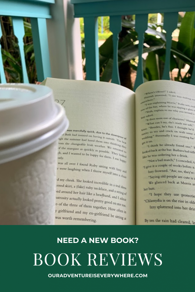 Are you looking for something new to read? I enjoyed several wonderful books this spring - check out my short reviews and add them to your must read list! #bookreviews #reading #bestbooks