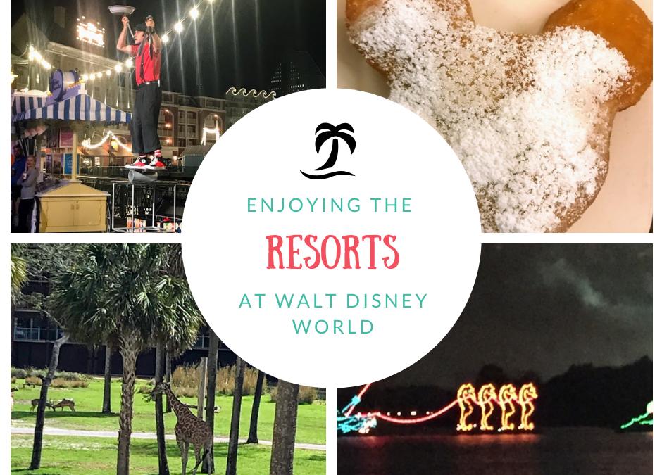 Disney Resort fun