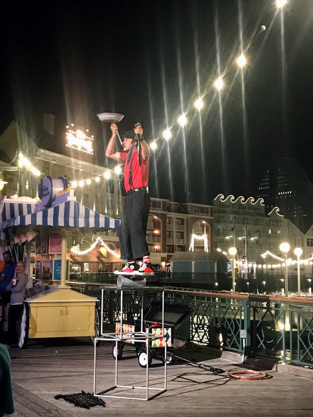 Have fun on the Boardwalk at Disney World