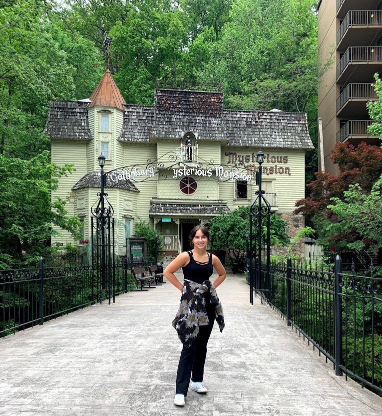 The Mysterious Mansion in Gatlinburg, Tennessee