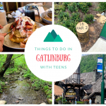 Things to do with Teens in Gatlinburg