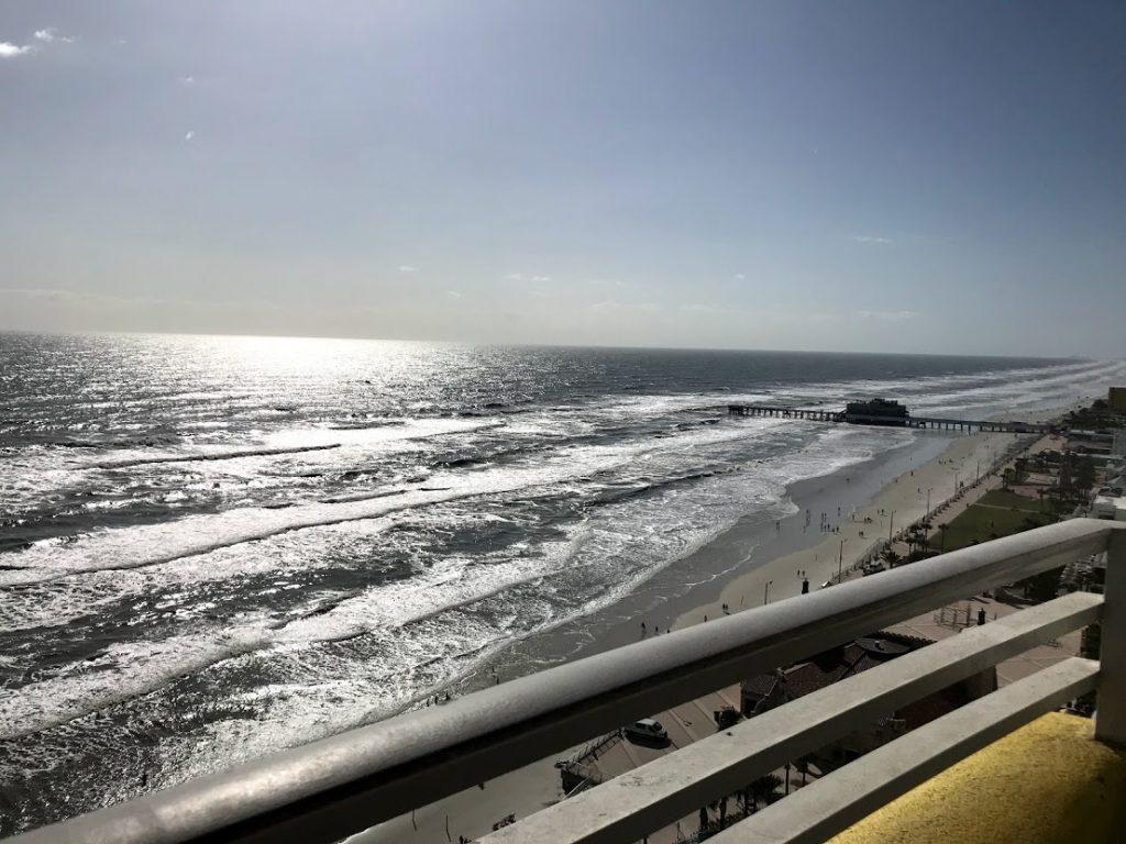 Love that ocean view!