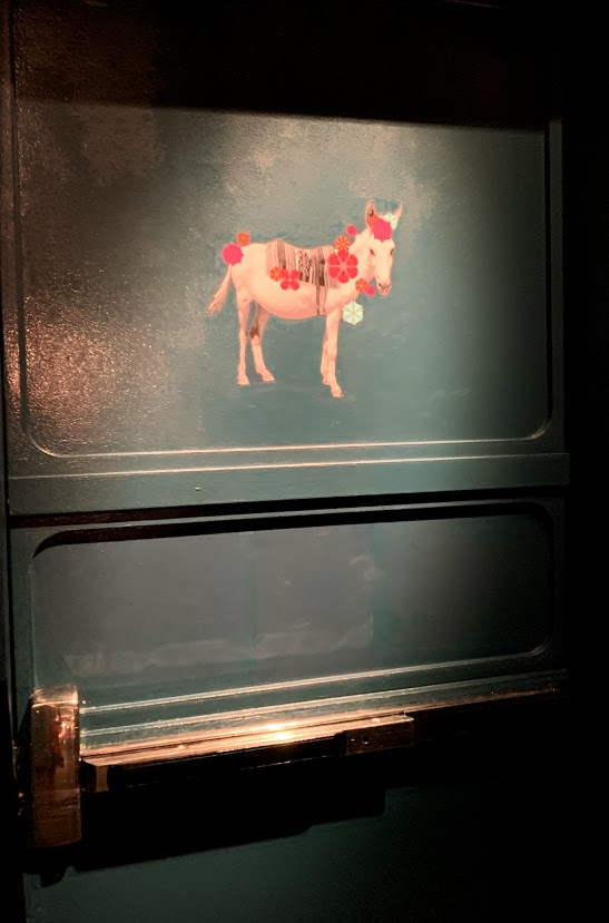 The Ghost Donkey is one of the BEST hidden spots on the Las Vegas Strip