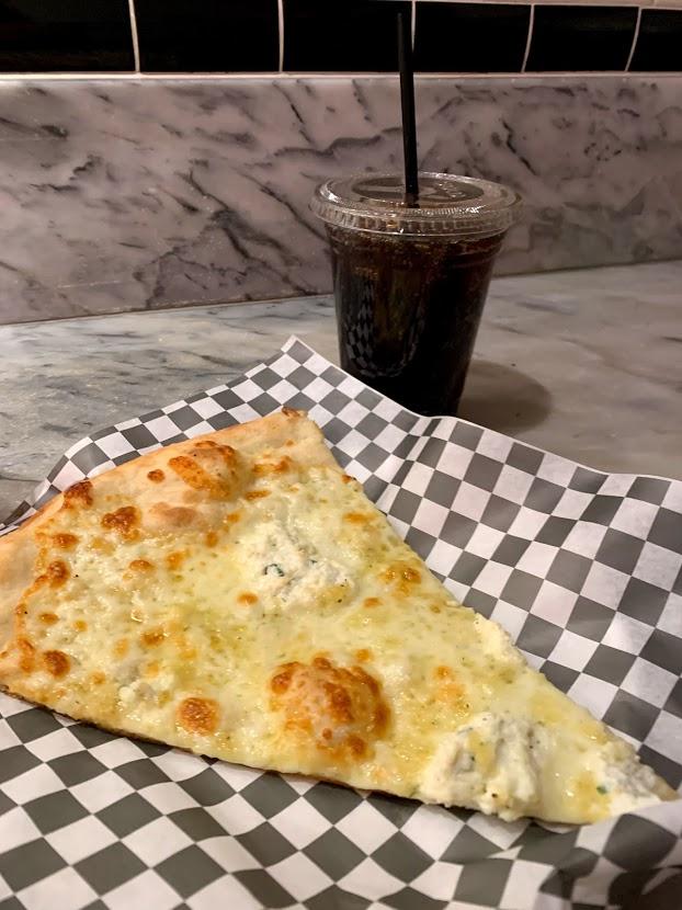 BEST pizza on the Las Vegas Strip