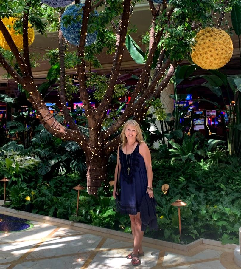 Conservatory at Encore/ Wynn