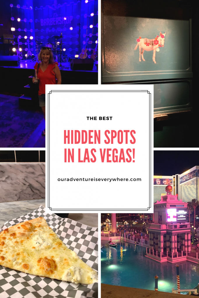 Are you planning a trip to Las Vegas? Make it extra fun by searching out these hidden secrets! You'll have fun finding them and even more fun enjoying them! #LasVegas #hiddengems #VegasFun