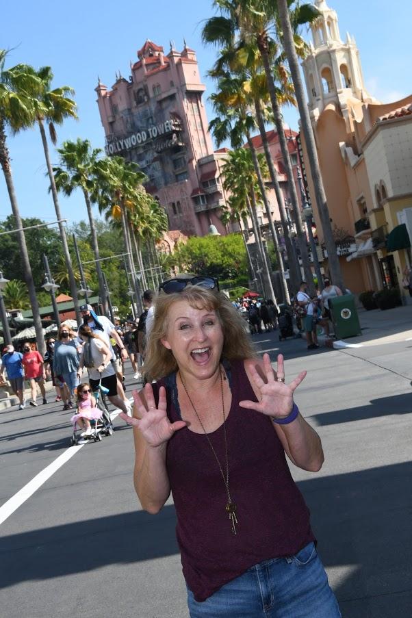 Disney Tower of Terror
