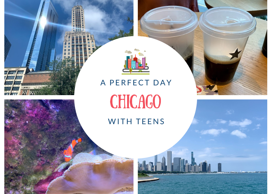 A Perfect Day in Chicago
