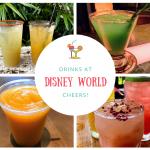 Drinks at Disney World